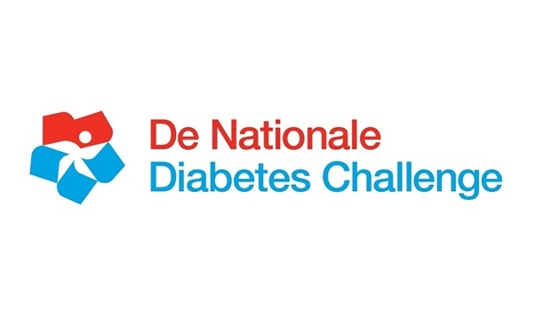 De Nationale Diabetes Challenge start donderdag 6 juni 2019 om 18:30 uur